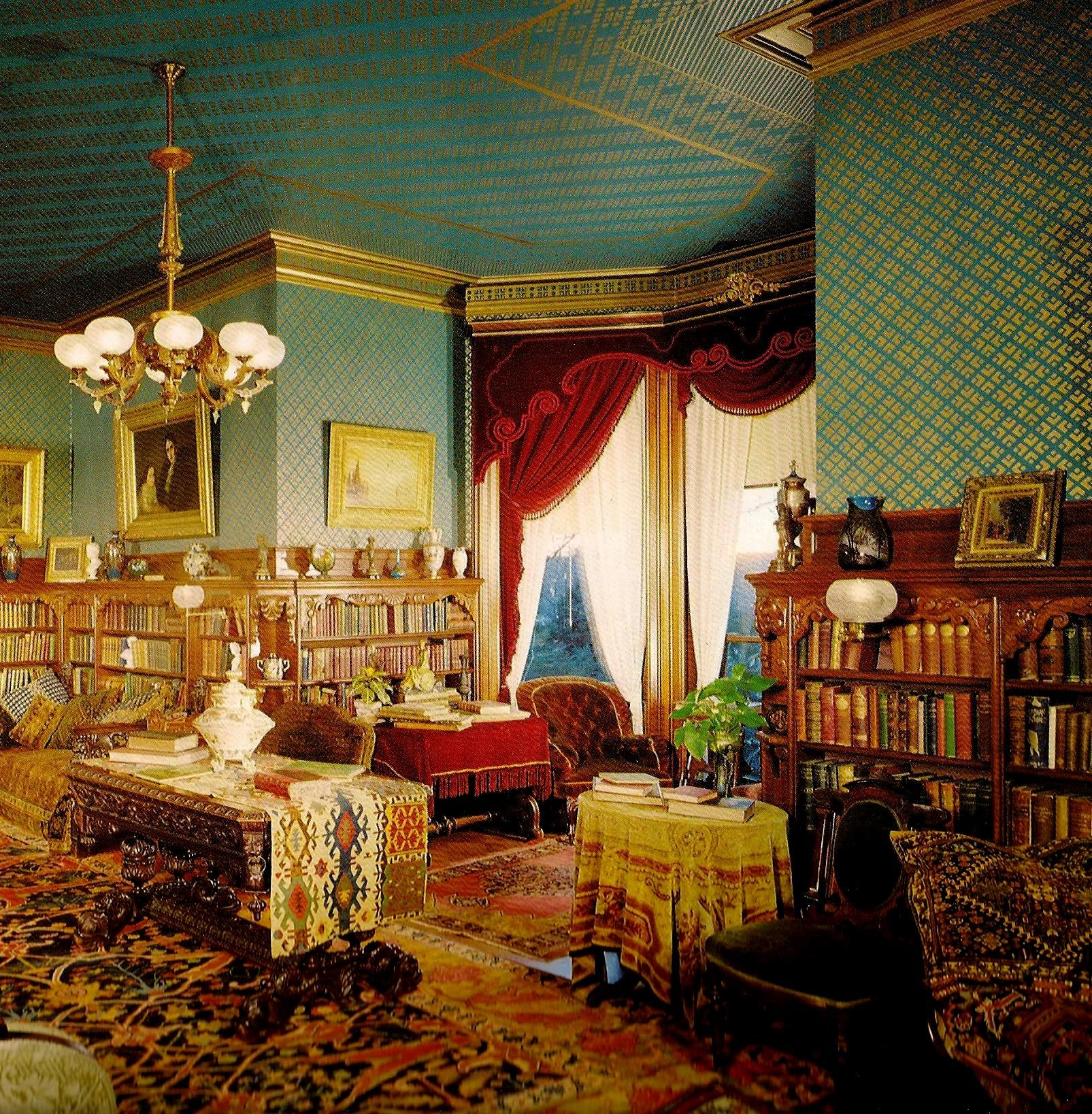 Victorian Sitting Rooms: Victorian Home Decor, Victorian Interiors