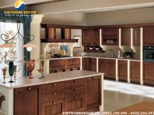 Choosing New Cabinet? How About Wooden Kitchen Cabinet?   Kitchen  Decorating Ideas And Designs