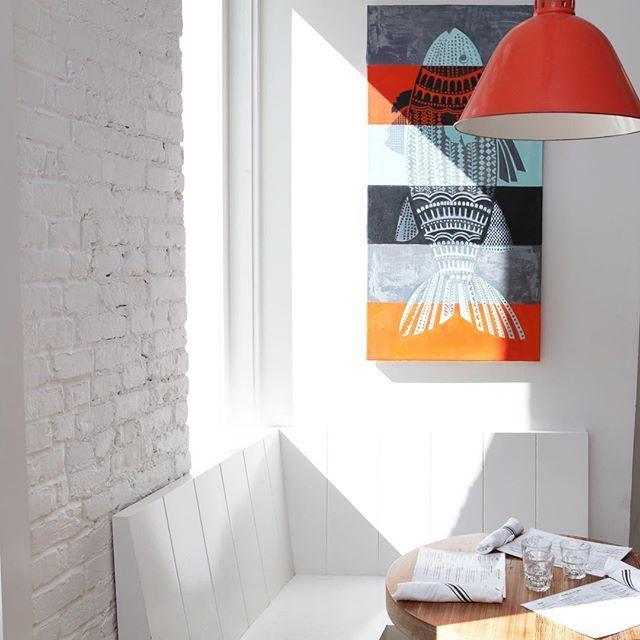 Seamore's NYC #decor #design #space #restaurant #shop