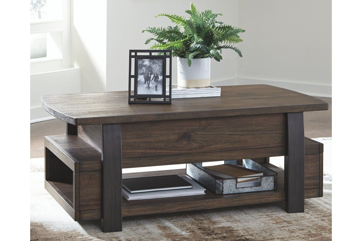 Vailbry Coffee Table With Lift Top Coffee Table Lift Top Coffee
