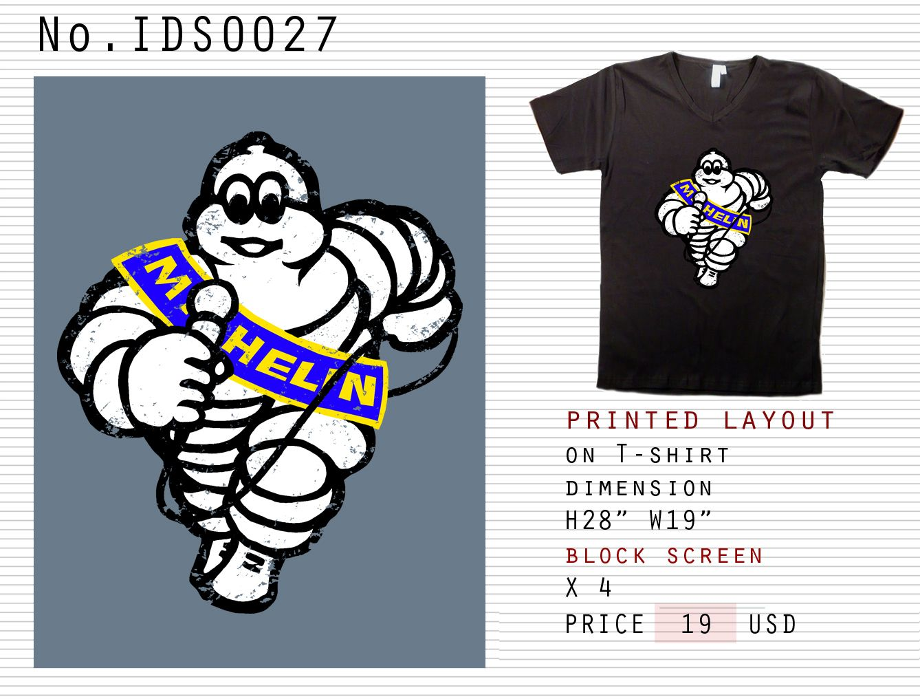 This Is Psdle Layer Are Sepperated Ready To Print On T Shirt With