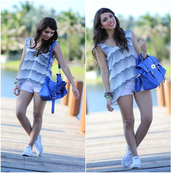This is so Miami! (by Daniela Ramirez) http://lookbook.nu/look/2436223-This-is-so-Miami