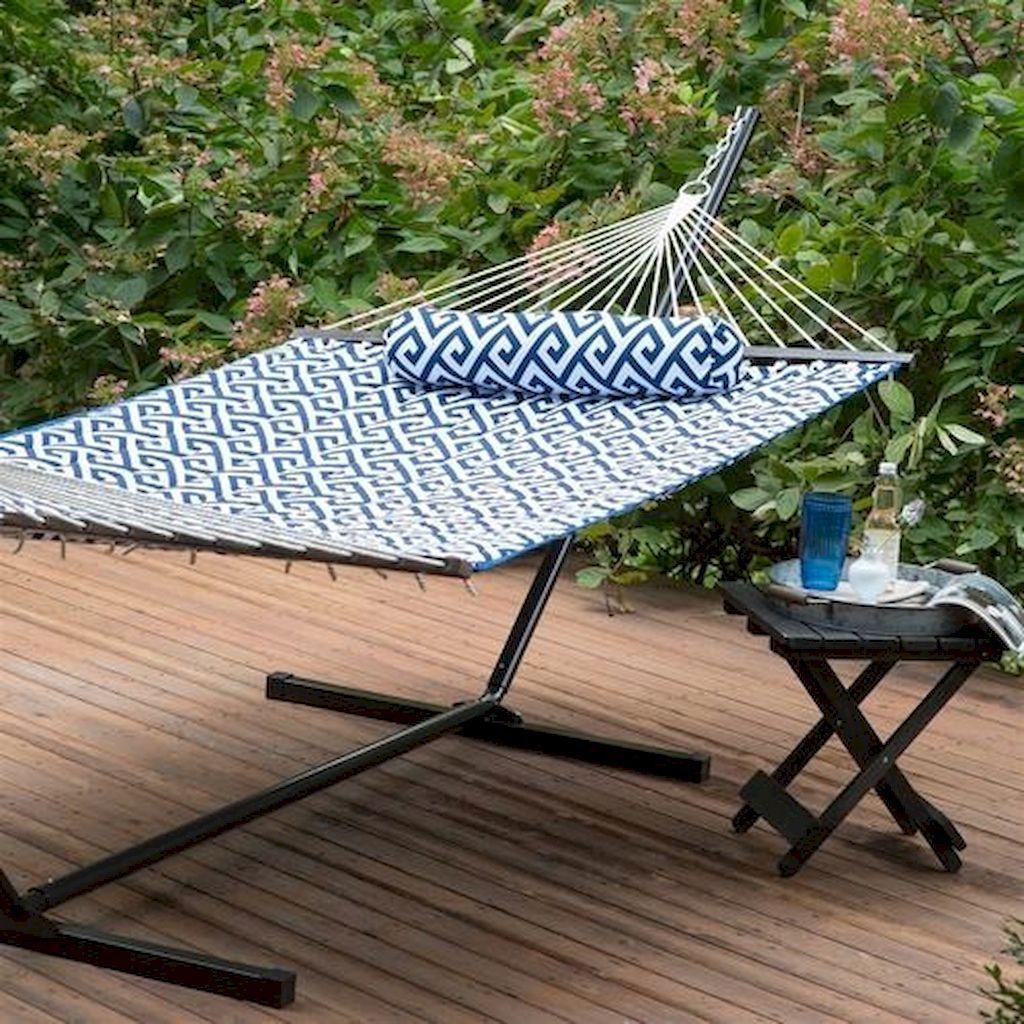 65 lazyday backyard hammock and pergola ideas for