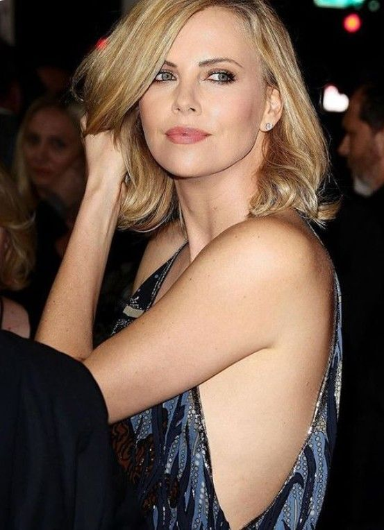 Remarkable, rather Charlize theron celebrity