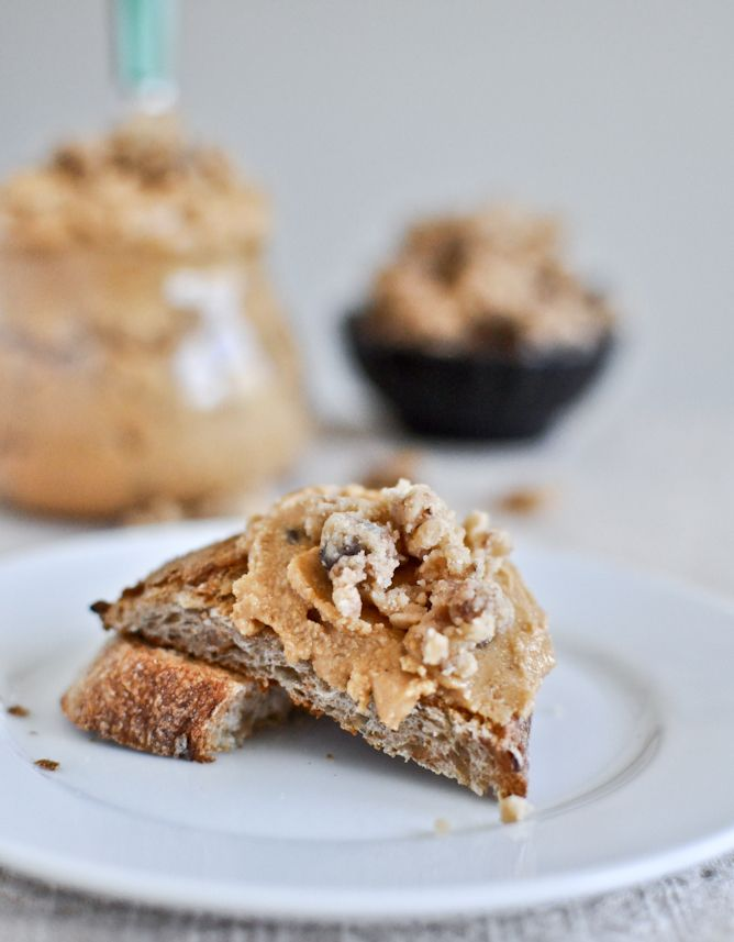 Chocolate Chip Cookie Dough Peanut Butter - How Sweet It Is