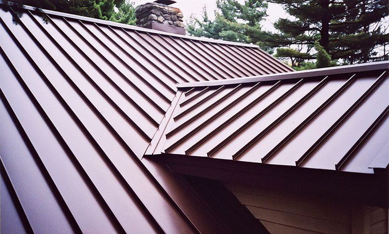 Your Metal Roof Maintenance Guide Standing Seam Metal Roof Aluminum Roof Metal Roof Houses