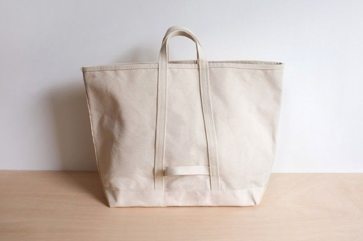 Object Lessons: The Classic Canvas Tote | Bag, Work tote and Tote bag