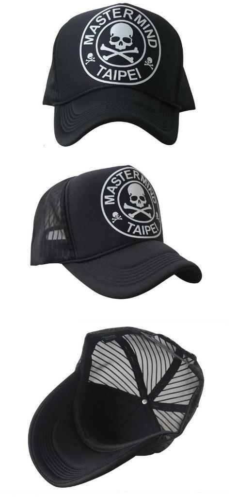 c527be5348e Mastermind Japan Mmj Skull Pirate Taipei Cap Trucker Hat