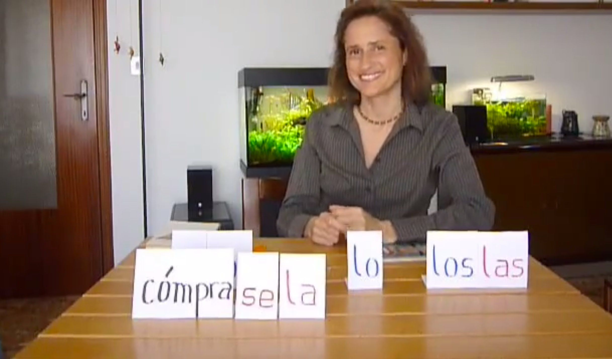 Spanish Language & Culture | Indirect Object Pronouns