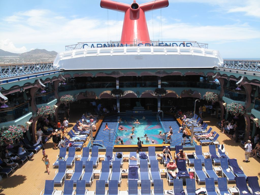 A Photo Tour Of Carnival Cruise Lines Carnival Splendor - Lesbian cruise ships
