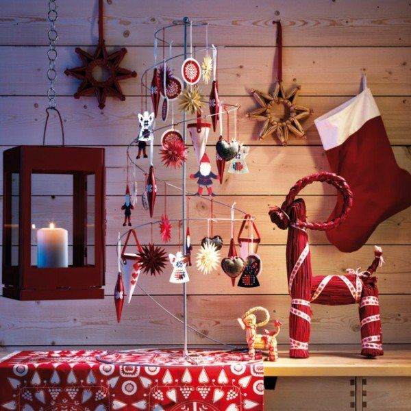 Welche Farben für die Weihnachtsdeko - einige Tipps | Ikea