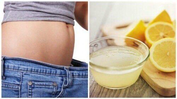 можно ли при похудении лимон