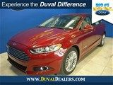 2013 Ford Fusion Hybrid Jacksonville Fl 3fa6p0lu5dr337876 With