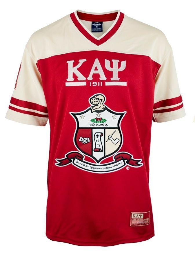 Kappa Alpha Psi Fraternity Mens Basketball Shorts Crimson Red