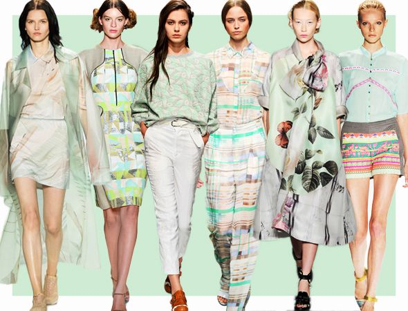 Pattern Report | Minty Fresh