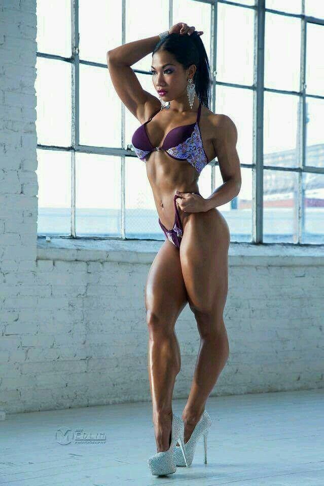 women muscle Legs sexy