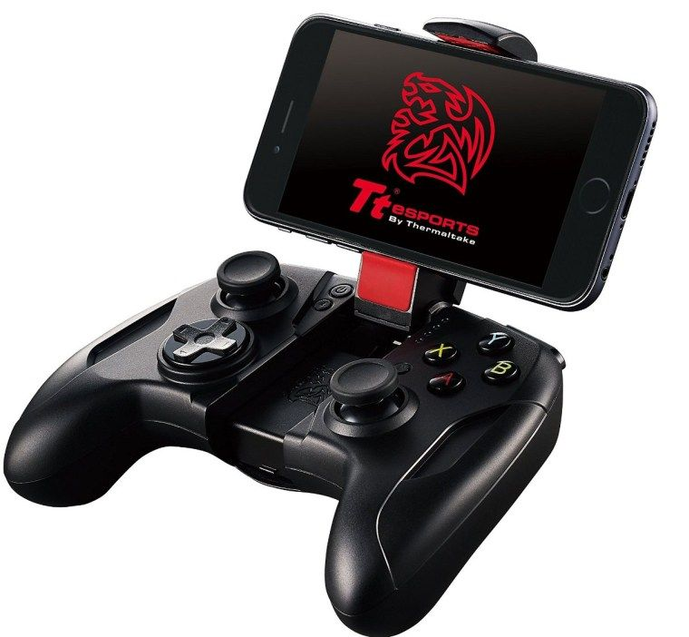 Tt Esports Contour Wireless Mobile Gaming Controller Ipad Air Pro Game Controller Mobile Phone Game