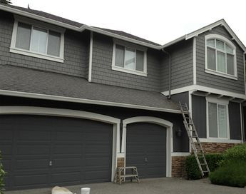 Chelsea Grey Exterior Gray Colors House Paint Exterior Gray