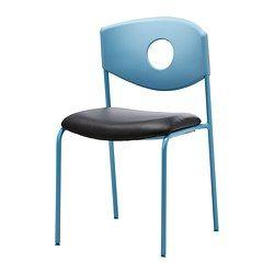 Sedie Ikea Impilabili.Ikea Stoljan Sedia Riunioni Arancione Nero Le Sedie