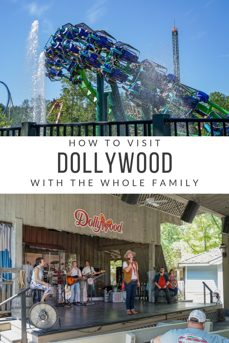 Dollywood Theme Park The Perfect Family Vacation For Ages 3 73 Nashville Vacation Dollywood Perfect Family Vacation