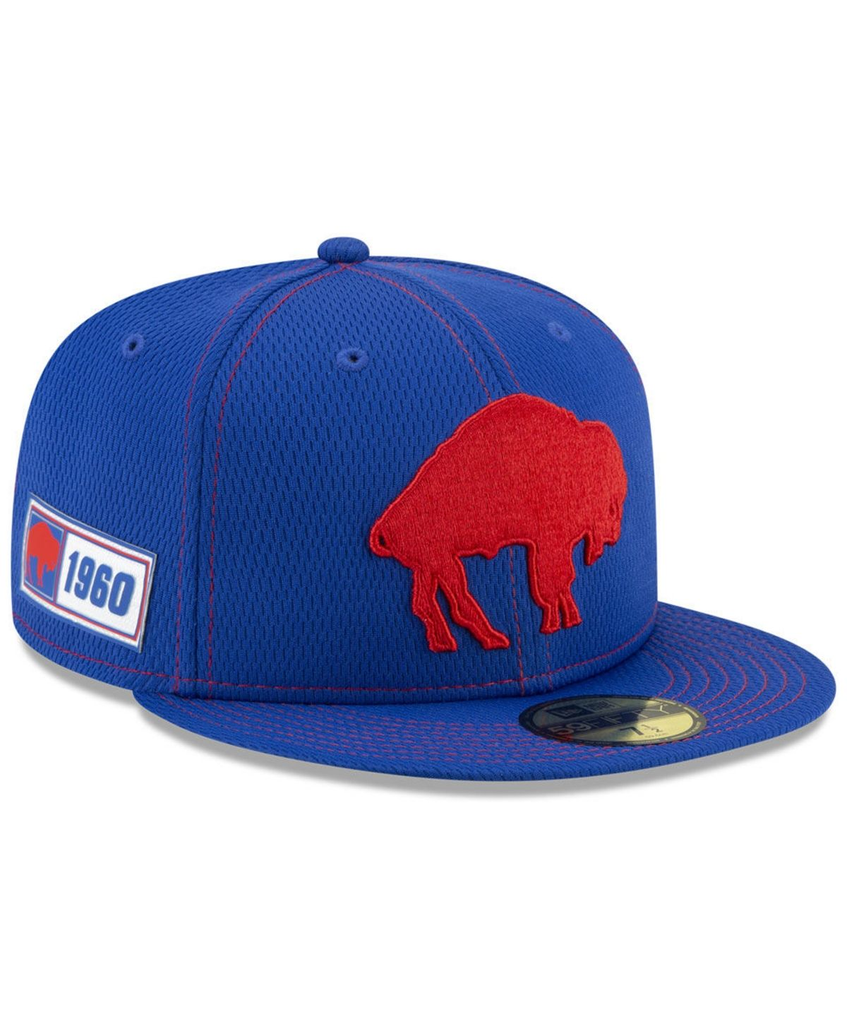 NEW ERA 59FIFTY CAP ON FIELD NFL SIDELINE CHOICE OF TEAMS