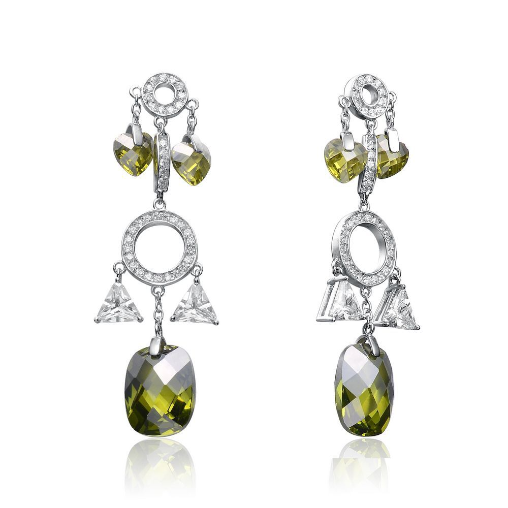 Collette z sterling silver cubic yellow cubic zirconia chandelier collette z sterling silver cubic yellow cubic zirconia chandelier earrings cz earrings womens arubaitofo Choice Image