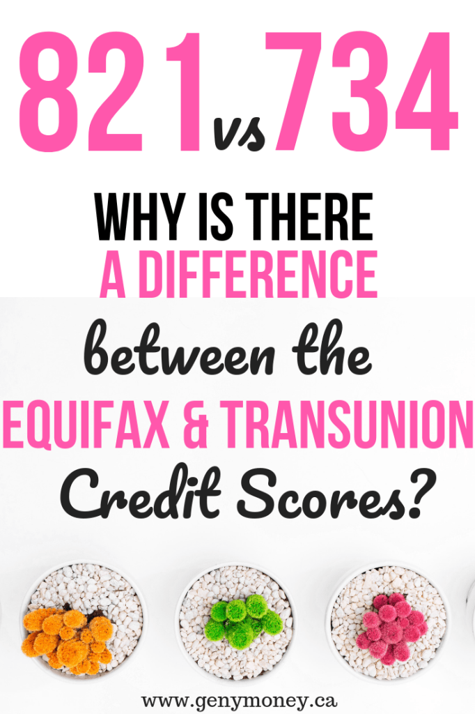 TransUnion vs Equifax Credit Scores Why the Difference