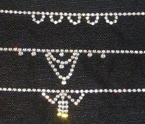 I just listed Rhinestone Jewelry Set Of Necklaces For One Low Price on The CraftStar @TheCraftStar #uniquegifts