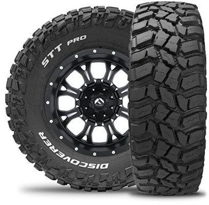 Cooper Discoverer Stt Pro All Terrain Radial Tire Lt315 75r16