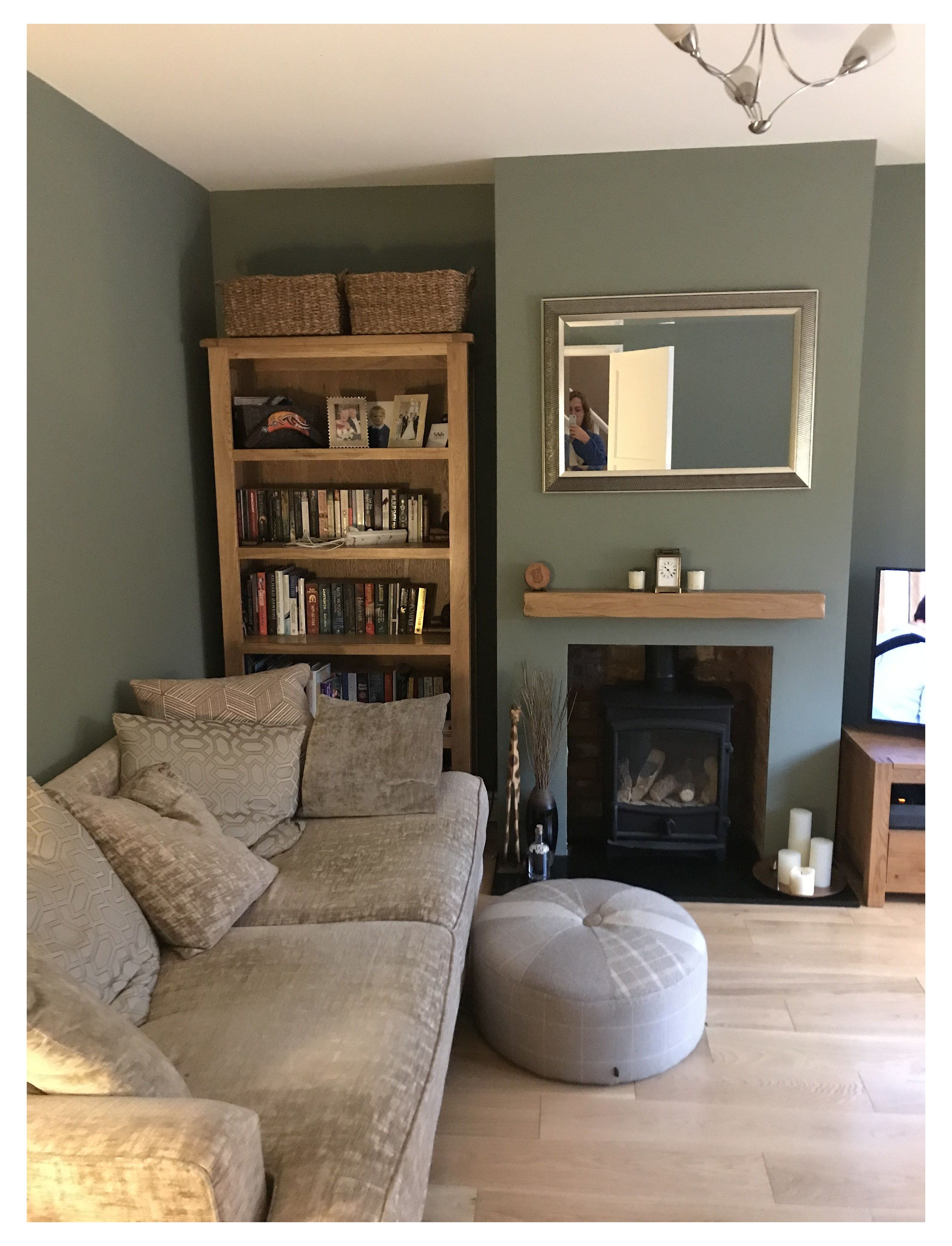 Living Room Rebrand Cosy Living Room Ideas Green Cosylivingroomideasgreen In 2021 Green Living Room Decor Sage Green Living Room Living Room Wall Color