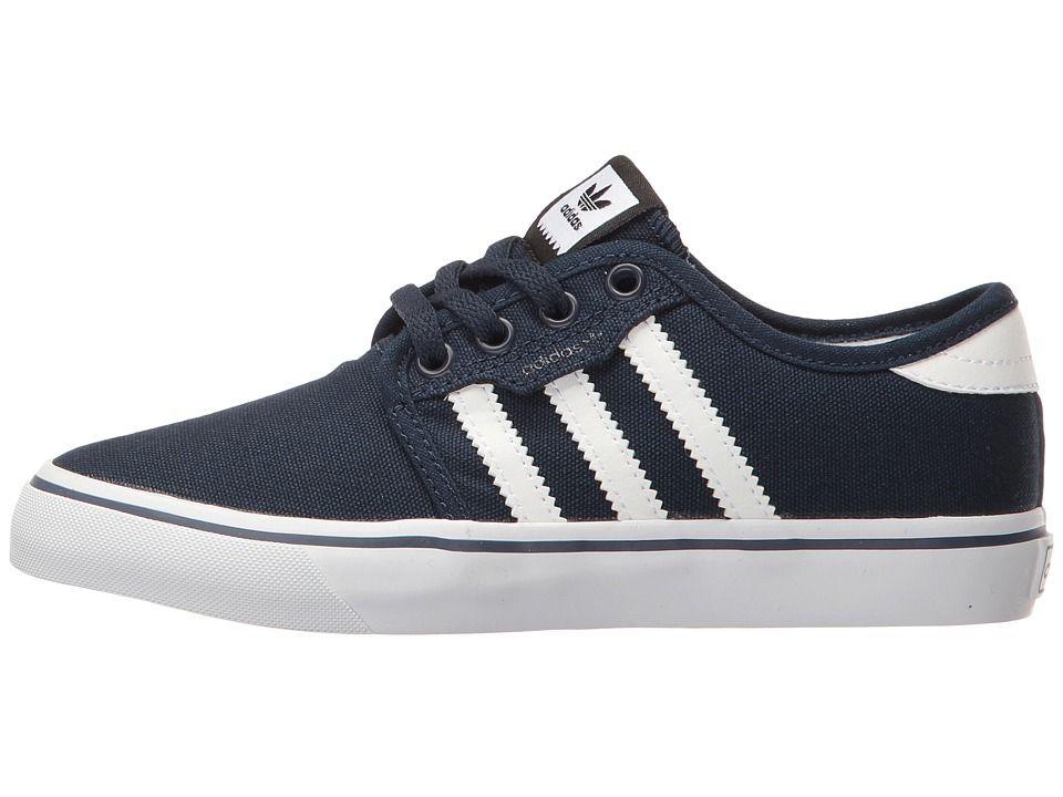 buy online da042 a8e9f J Shoes Kid Skateboarding Skate Adidas Kidbig Seeley little qdvEnXY0X