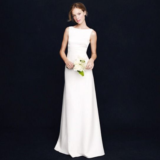 12 Casual Wedding Dresses For Seriously Cool Brides