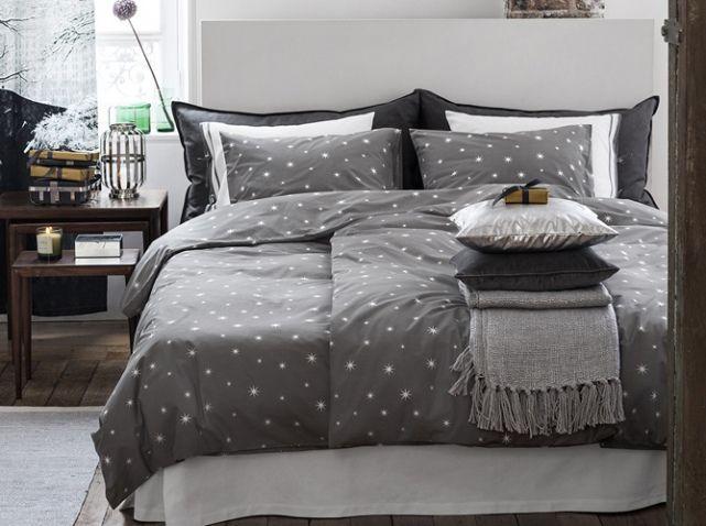 nos 20 plus belles chambres cocooning | chambre grise, le linge et