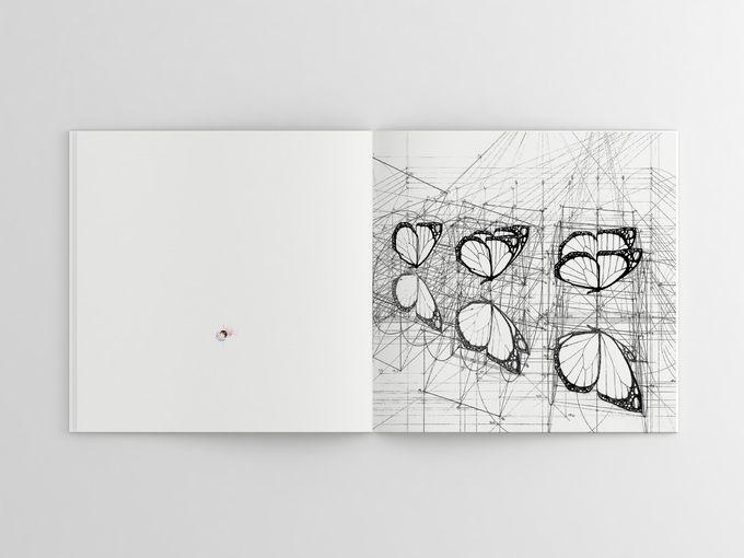 Mirrored butterfly sequence (с изображениями) | Книжка ...