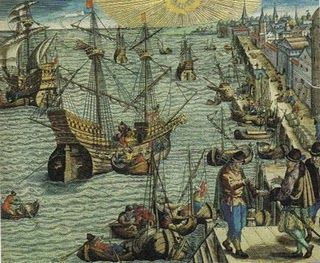 Lope de Vega: soldado y poeta del mar