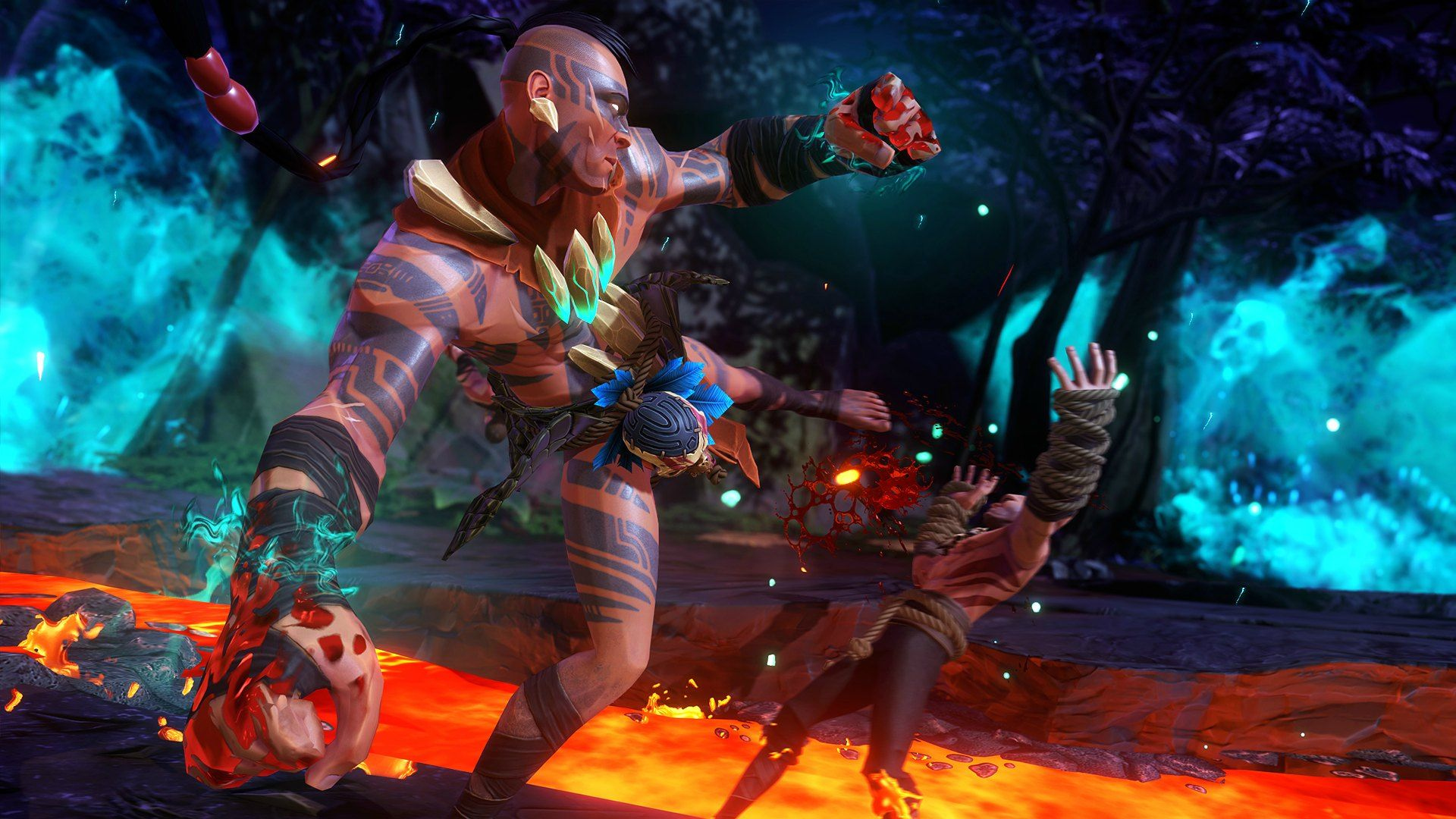 We review 'Feral Rites' on the Oculus Rift, a virtual