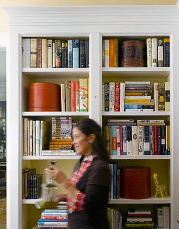 How To Decorate With Books decorate your bookcase | shelves, decorating and book shelves