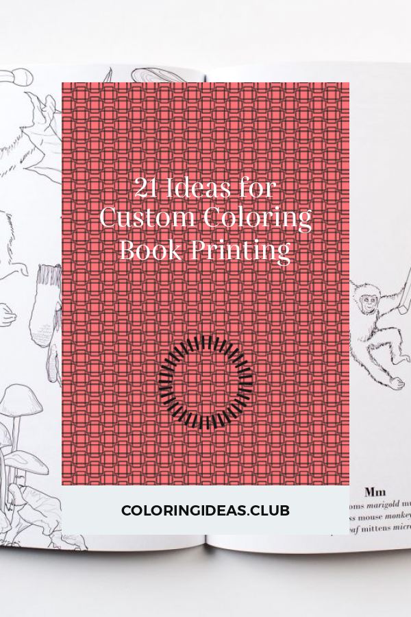 21 Ideas For Custom Coloring Book Printing Coloring Books Book Print Name Coloring Pages