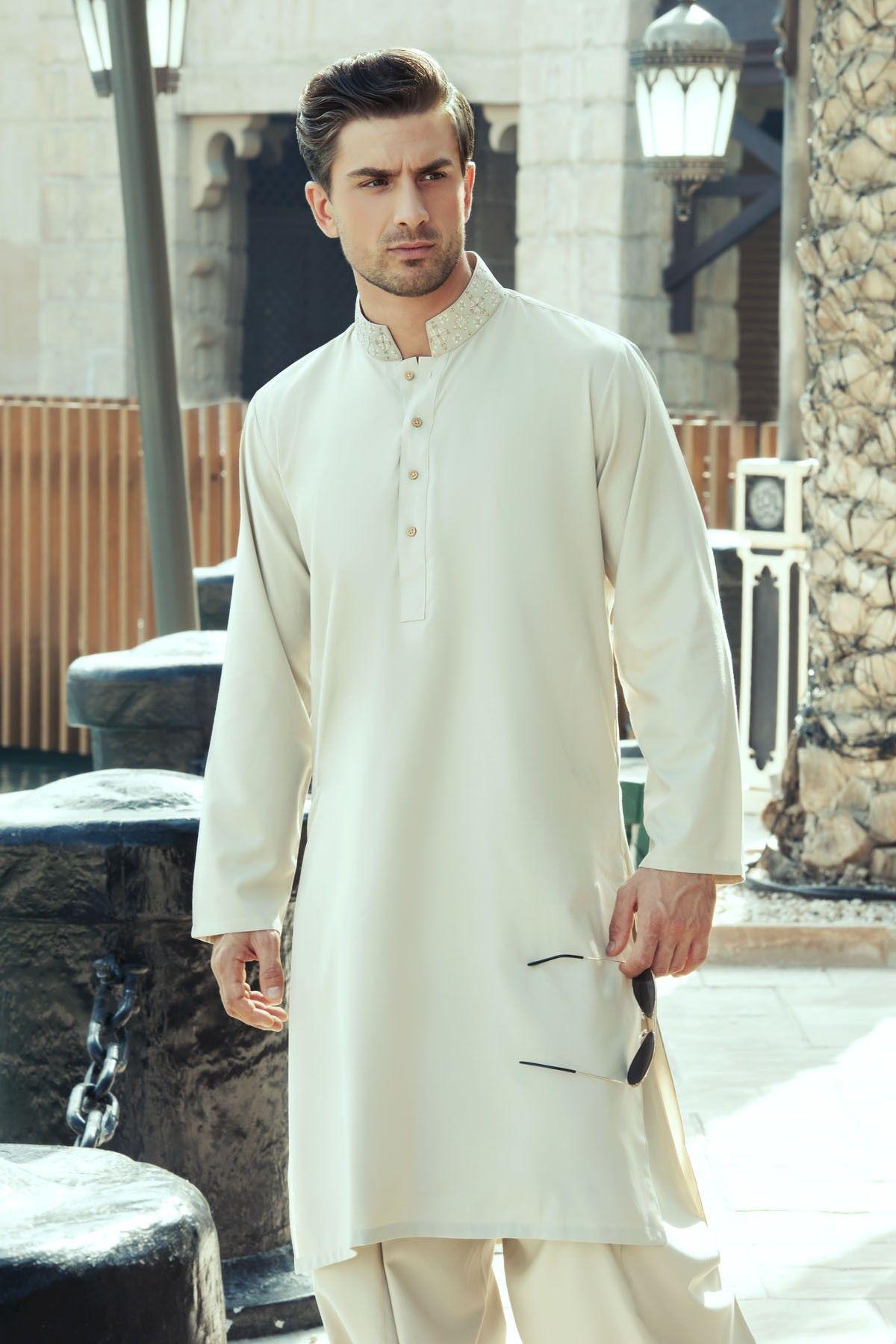 a964a72f3d Latest Bonanza Men Eid Kurta Shalwar Kameez Collection 2019-2020 ...