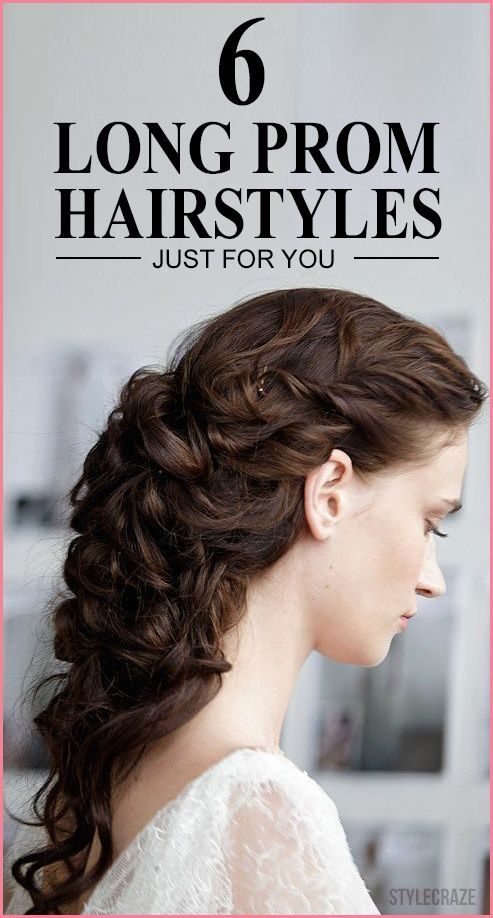50 Gorgeous Prom Hairstyles For Long Hair | Hairstyles ...