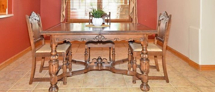 Angelus Furniture 1920s Dining Table Dining Table Table Furniture