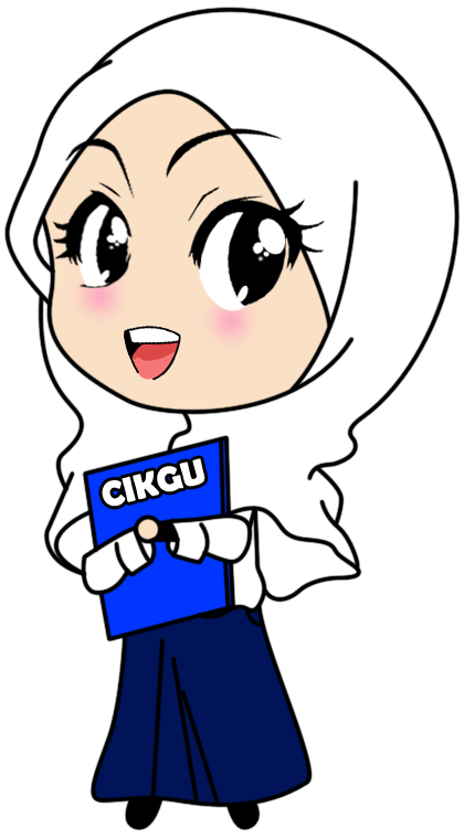 Gambar Kartun Guru : gambar, kartun, Gambar, Kartun, Muslimah, Gratis, Terbaik, Kartun,, Hijab,, Gadis
