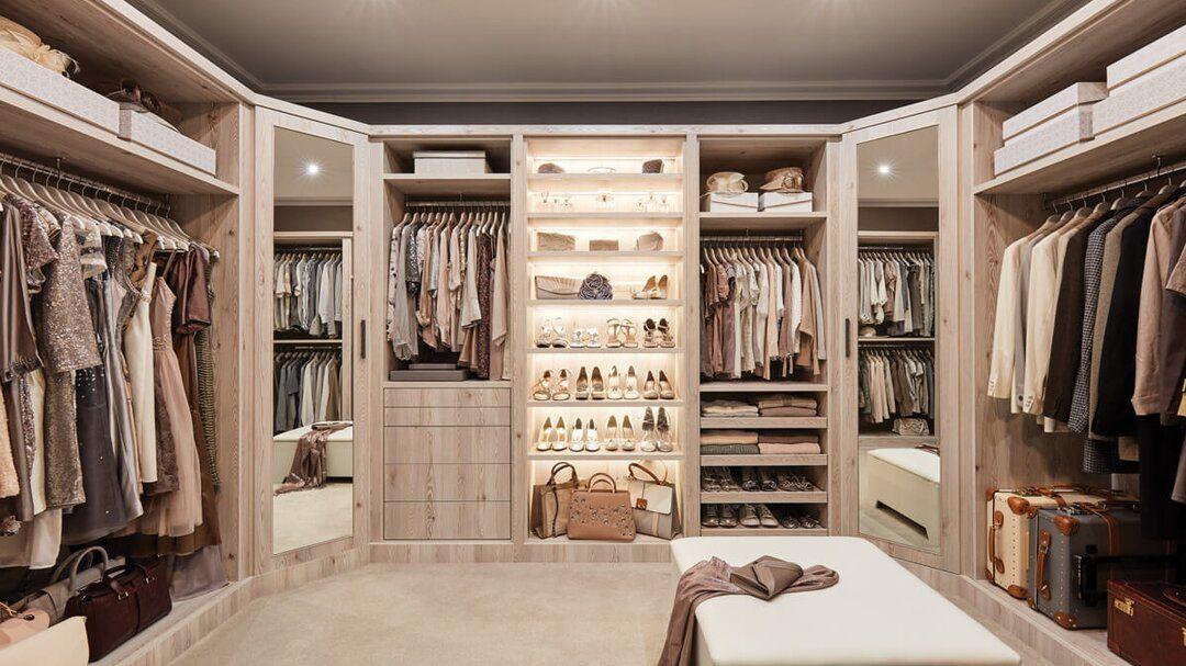 тех пор практичные гардеробные комнаты фото как-то особенно хочется