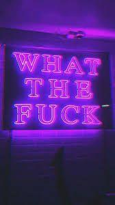 aesthetic purple neon wallpapers (2020) | Neon wallpaper