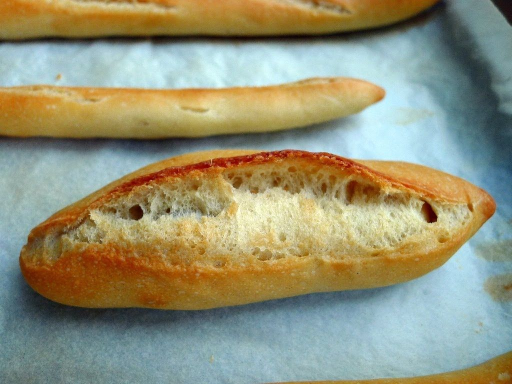 how to make soft crust french bread