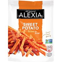 Alexias crispy sweet potato fries with sea salt use natural alexias crispy sweet potato fries with sea salt use natural ingredients to create amazing flavor ccuart Image collections