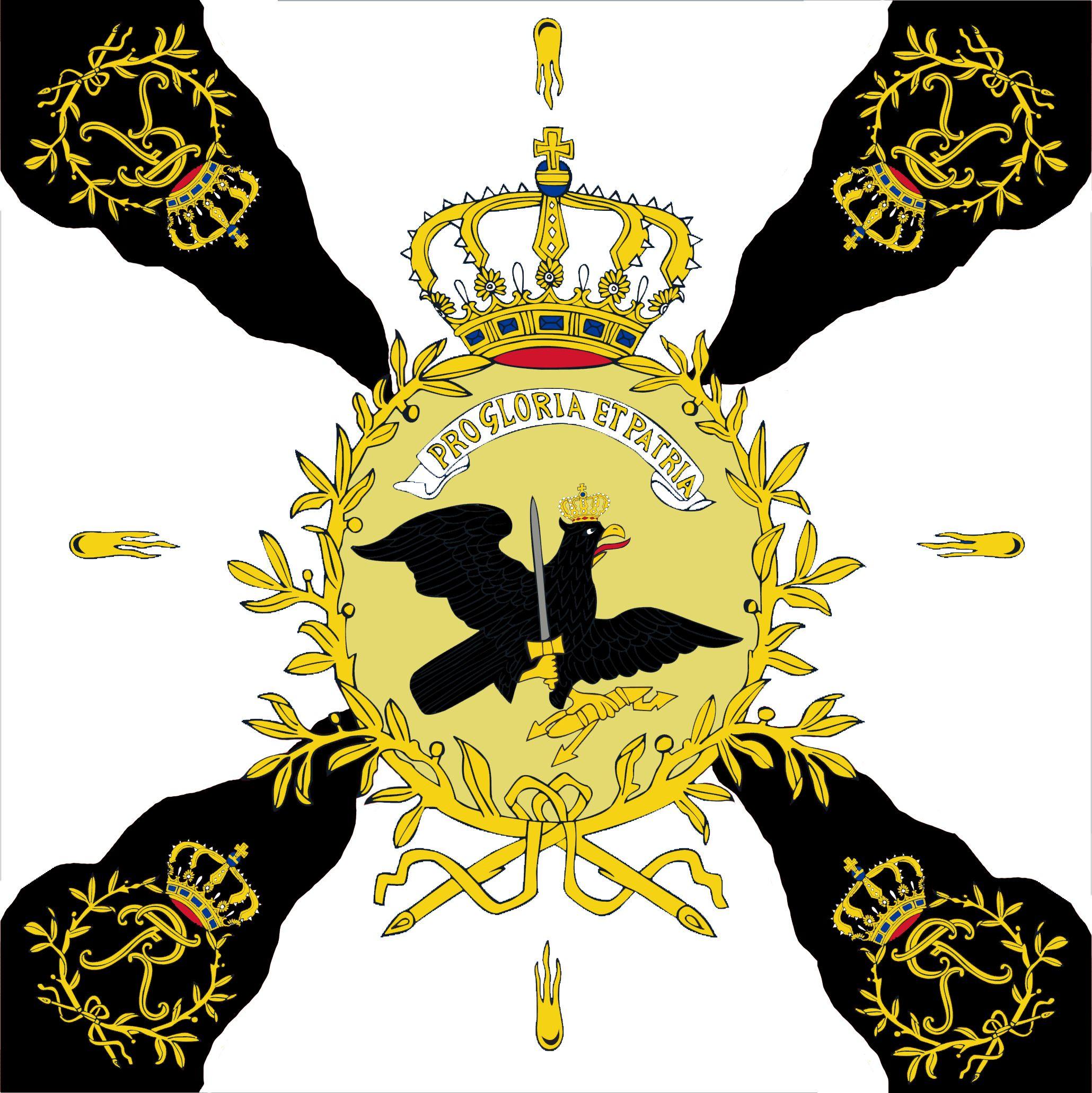 Prussian Flag 1800 | www.imgkid.com - The Image Kid Has It!