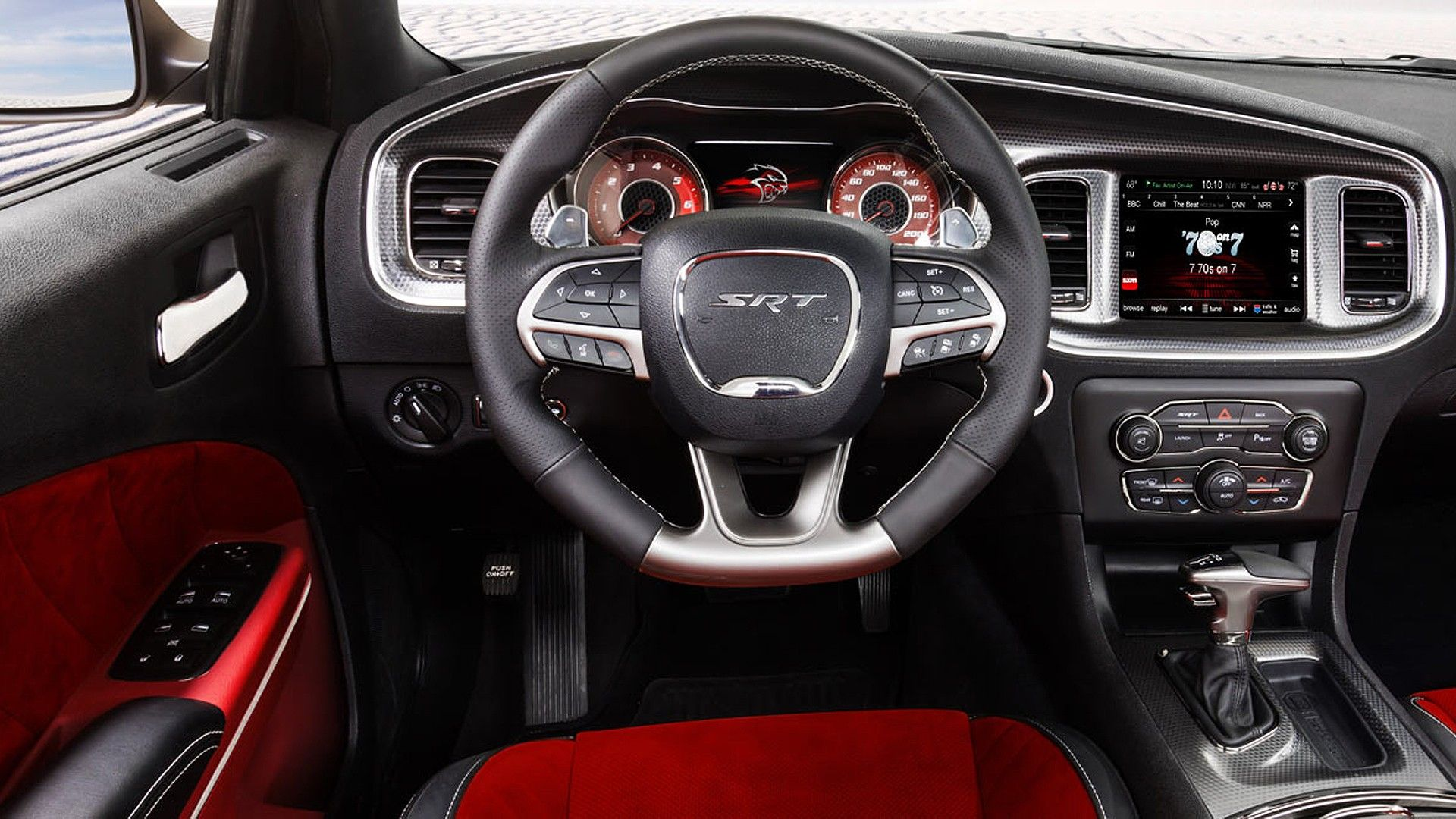 photo and drive driver v charger first reviews review interior s dodge car original