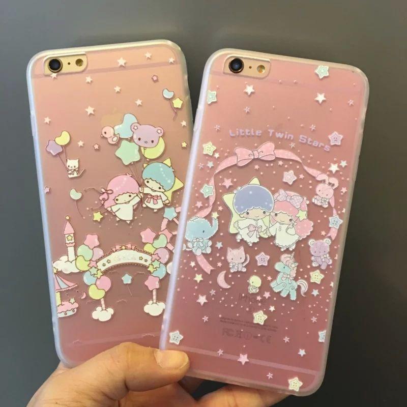 Little Twin Stars iPhone 7 Plus Case