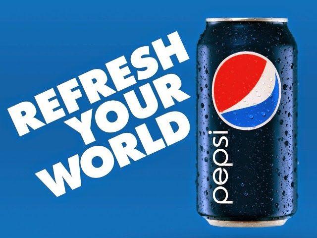 Contoh Iklan Bahasa Inggris Bergambar Beserta Artinya Pepsi Poster Gambar